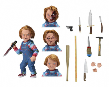 NECA Child's Play Ultimate Chucky Action Figure